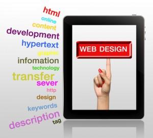 עיצוב אתרים באינטרנט